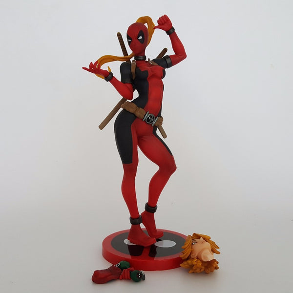 Lady Deadpool Figure Toy