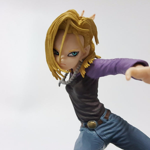 Android 18 Dragon Ball Figure Toy