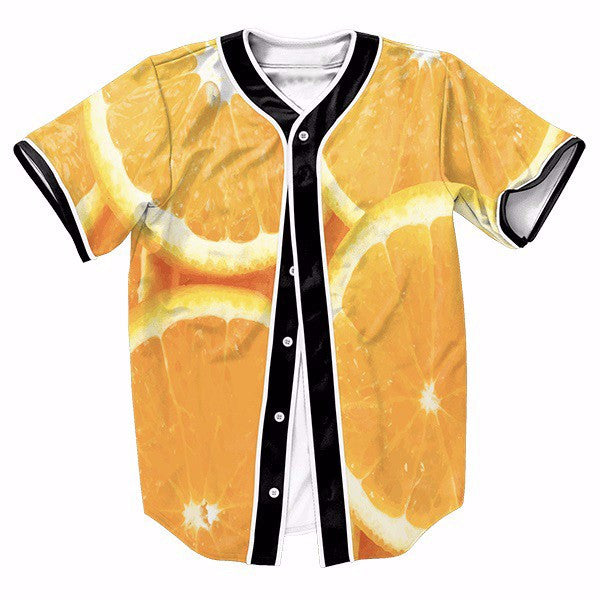 Orange Fruit 3D New Shirts