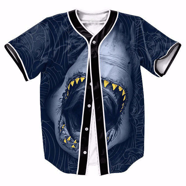 Roar Shark Dark Sea New Shirts
