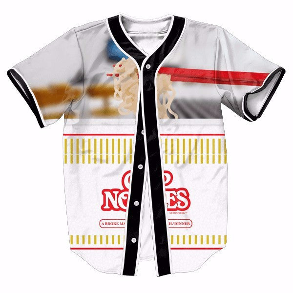 Cup Noodles Foods New Shirts