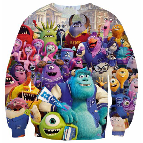 The Monsters University Shirts