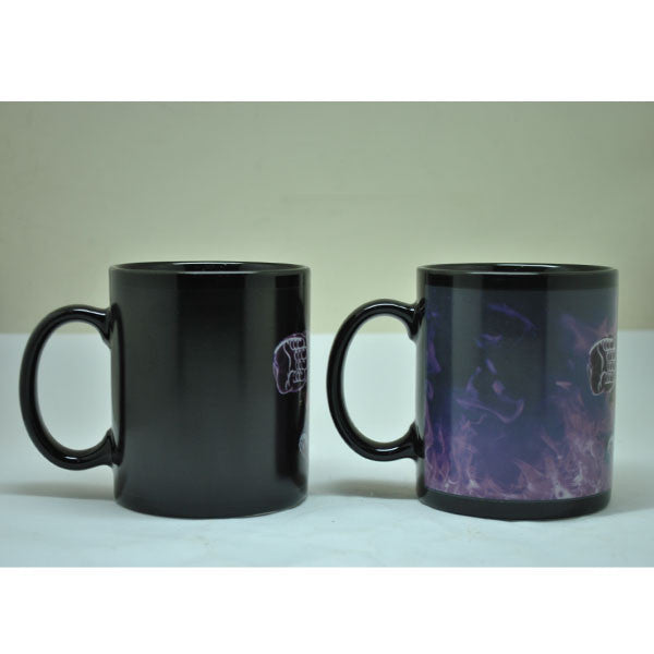 Heat Color Changing One Piece Luffy Gear 4 Mugs