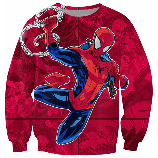 Amazing Spiderman Printed Shirts