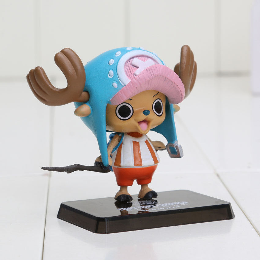 Anime One Piece Tony Tony Chopper PVC Toy