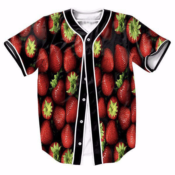 Strawberry Fruit 3D New Shirts