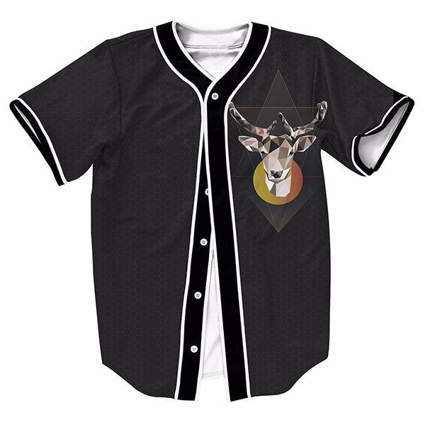 Black Deer Badge New Shirts