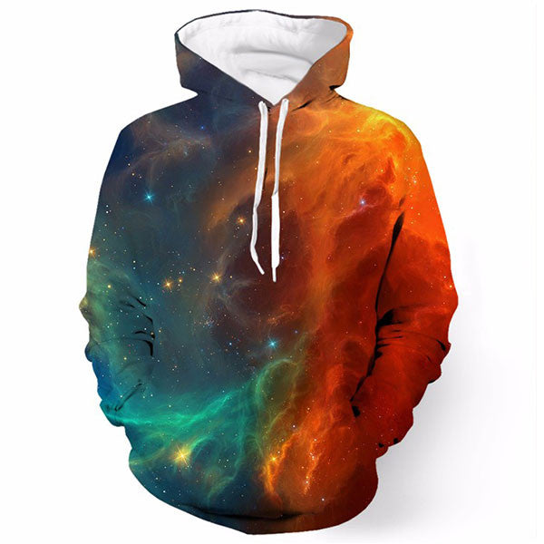 Space Galaxy Nebula 3D Shirts