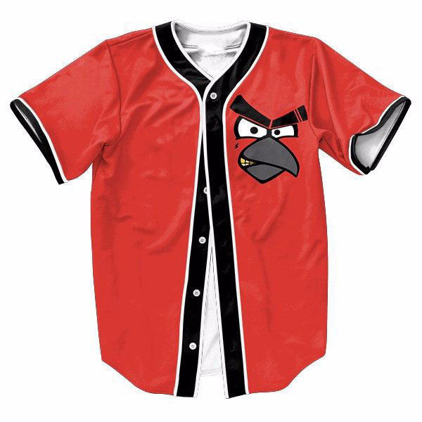 Red Angry Bird New Shirts