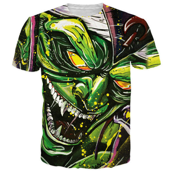 Piccolo The Green Goblin Shirts