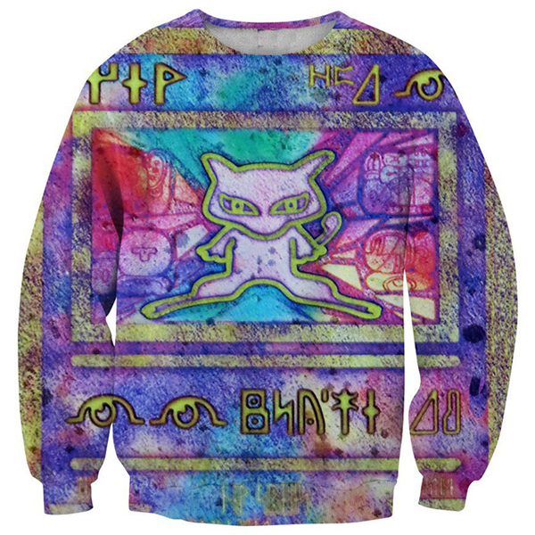 Mew More Colors Printed Shirts
