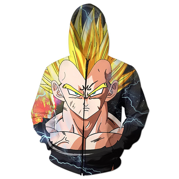 NEW Vegeta 3D Shirts