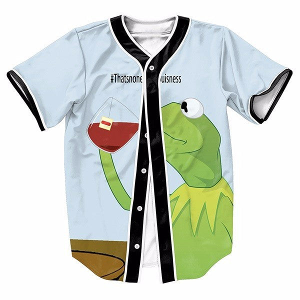 Funny Frog Drinking New Shirts