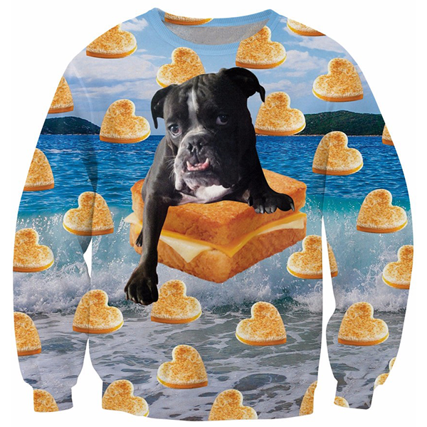 Sandwich Dog Shirts