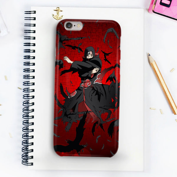 Itachi Raven Phone Case