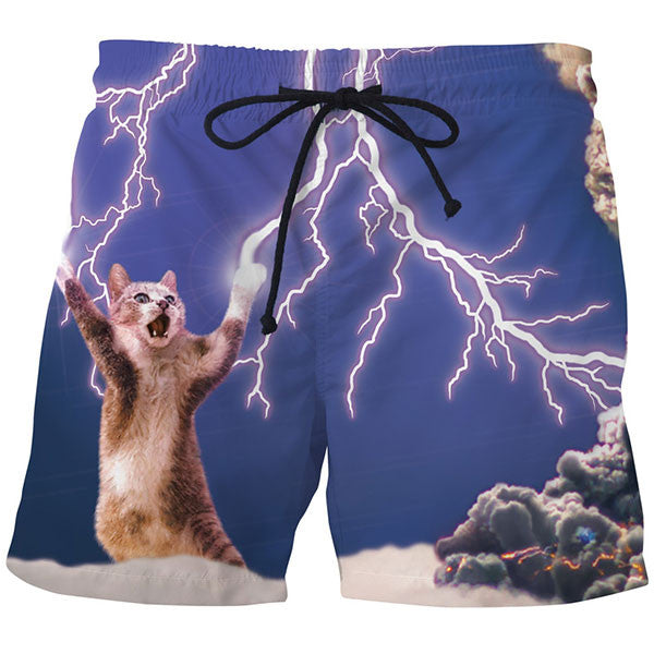 Thunder Cat Shorts