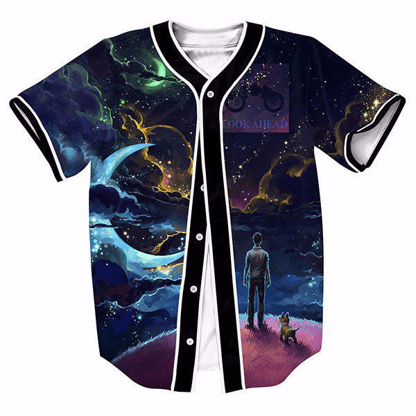 Stargazing Amazing Galaxy New Shirts