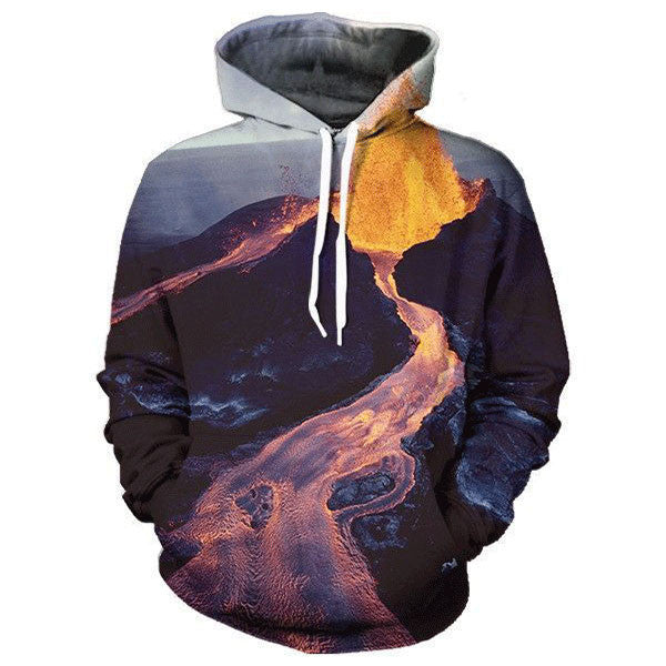 Winding Mountain Road 3D Shirts