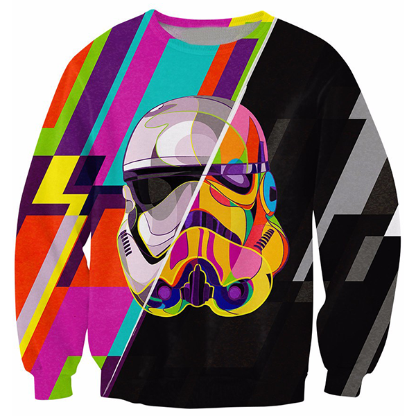 Stormtrooper Split Star Wars Shirts