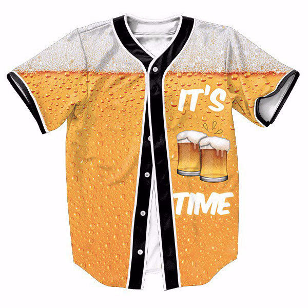 It's Beer Time 3D New Shirts