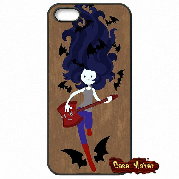 Advanture Time Marceline Tattoo Phone Case