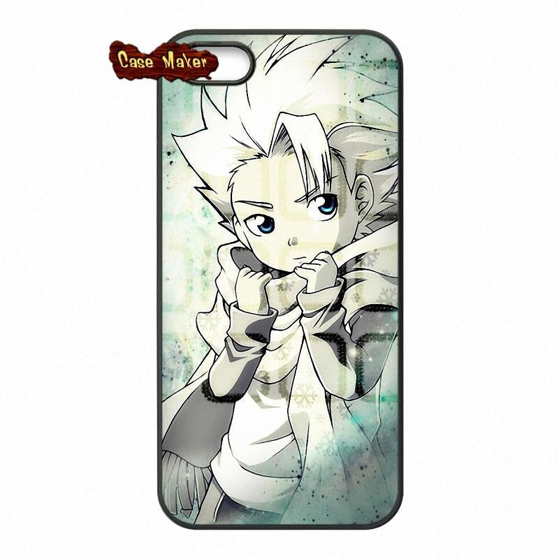 Anime Bleach Kid Toshiro Hitsugaya Phone Case