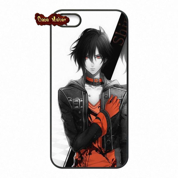 Anime Bleach Guy With Black Hair Phone Case