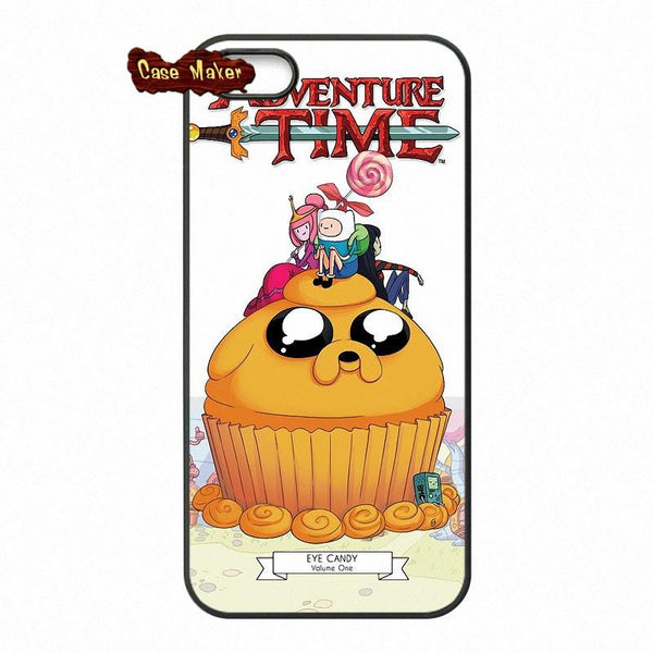 Adventure Time Hero Time With Finn And Jake Phone Case