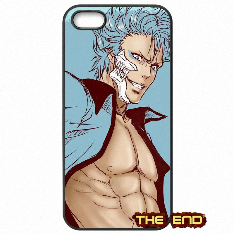 Anime Bleach Grimmjow Deviantart Phone Case