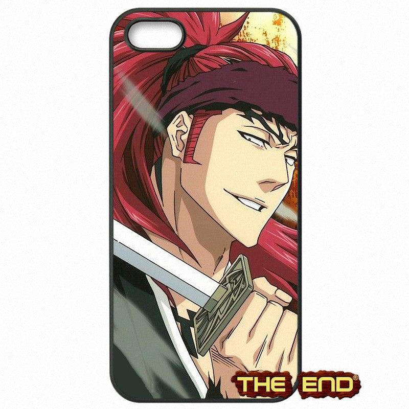 Anime Bleach Renji Abarai Phone Case