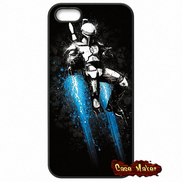 Boba Fett Star Wars Phone Case