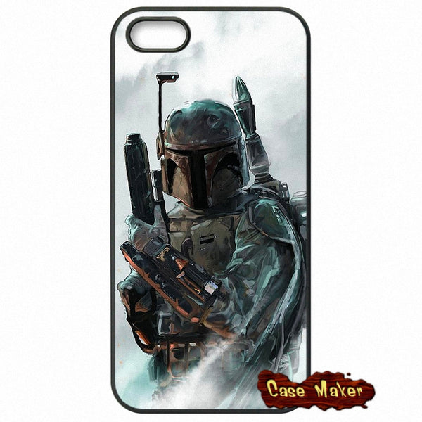 Boba Fett Armor Star Wars Phone Case