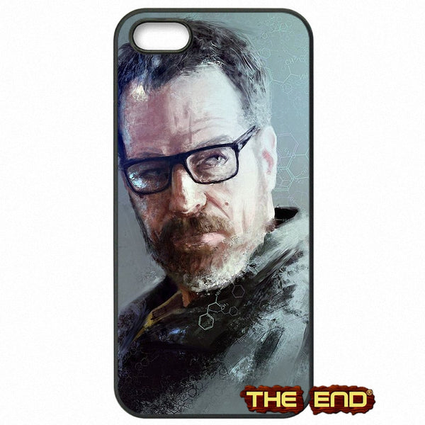 Breaking Bad Walter White Chemistry Connection Phone Case