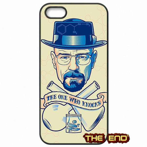 Breaking Bad The One Who Knocks Phone Case