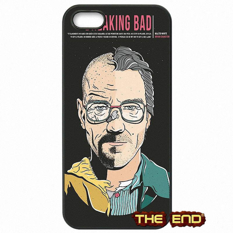 Walter White Matu Santamaria Phone Case