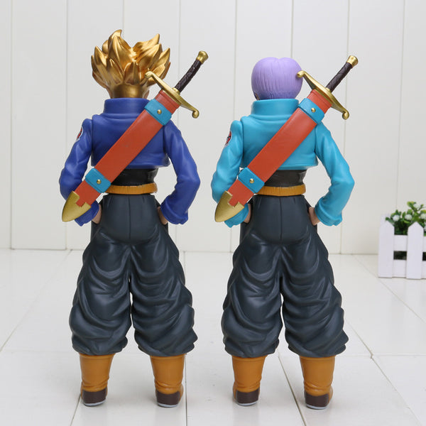 Anime Dragon Ball Z Super Saiyan Trunks PVC Toy