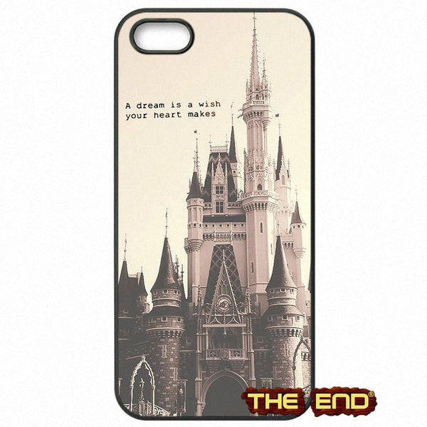 A Dream And Cinderella Phone Case