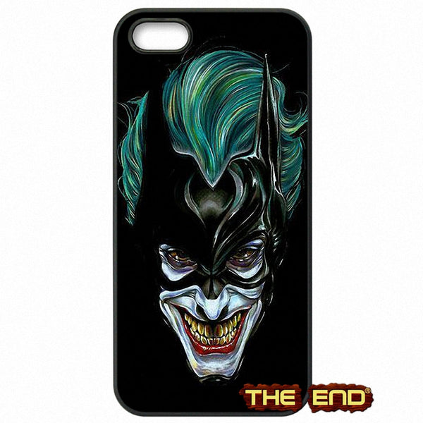 Batman And Joker Art Phone Case