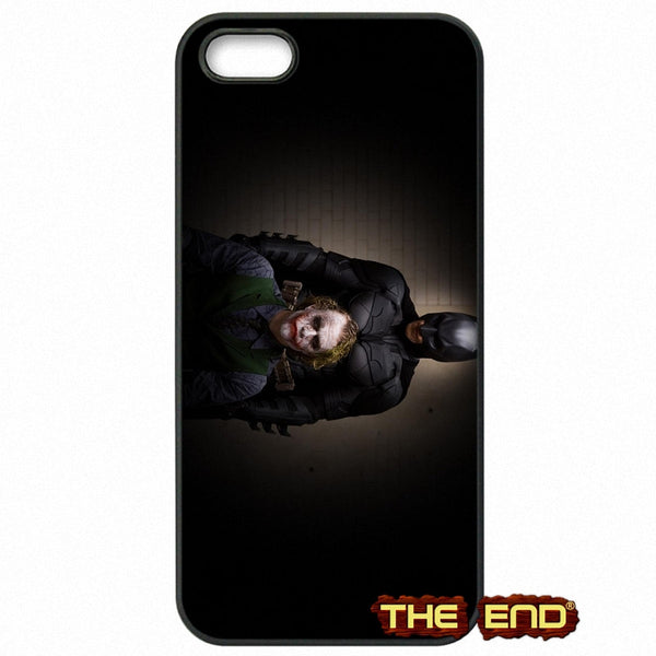 Batman And Joker Phone Case