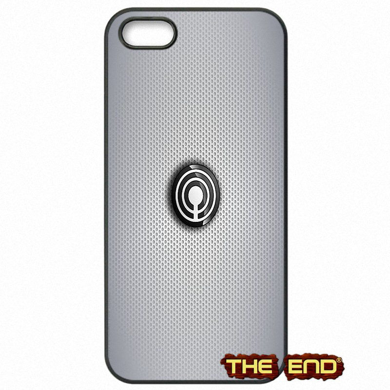 Dragon Ball Z Capsule Corp Grey Phone Case