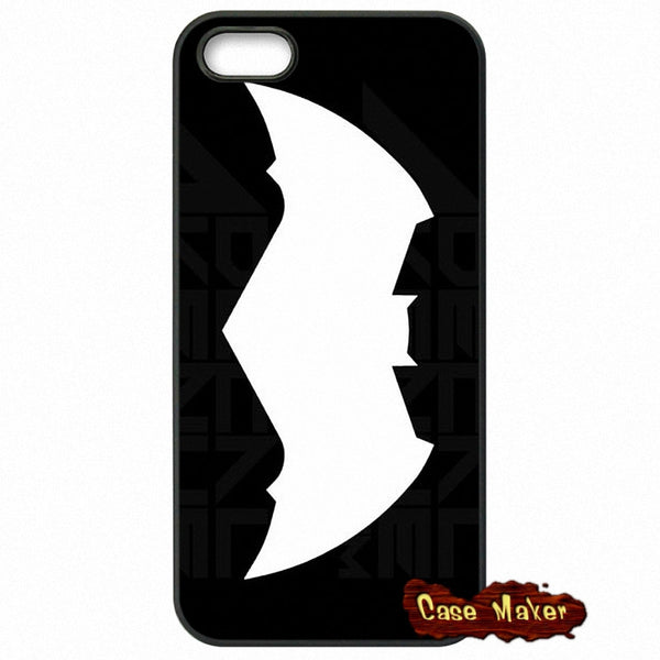 Batman Logo White Phone Case