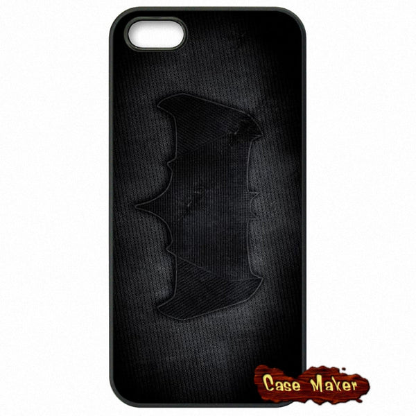 Batman Logo Black Phone Case