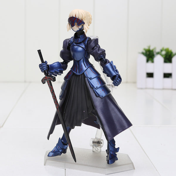 Saber Saber Anime Assemble PVC Toy
