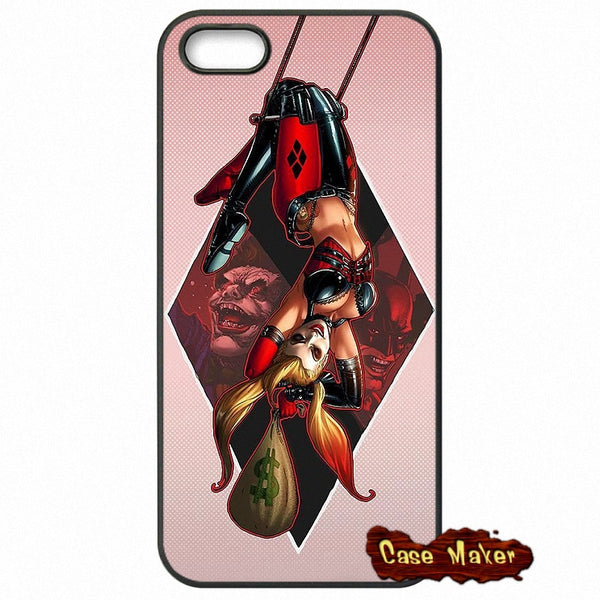 Art Nouveau Harley Quinn Phone Case