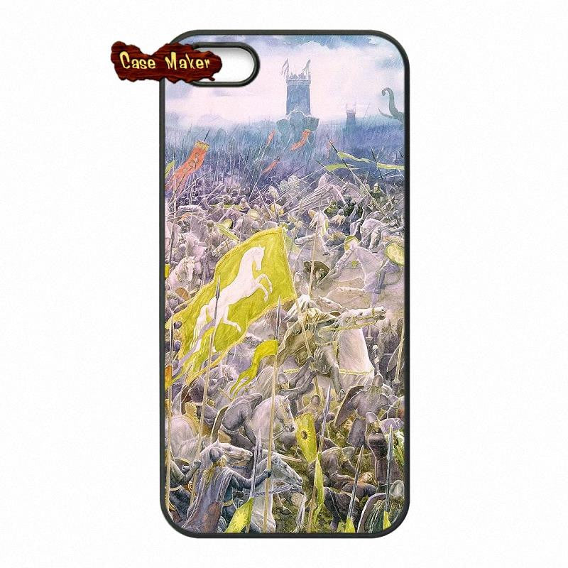 Alan Lee Lord Of The Rings Phone Case
