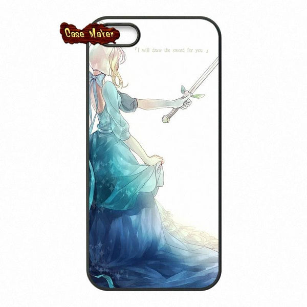 Adventure Time Fionna Dress Phone Case