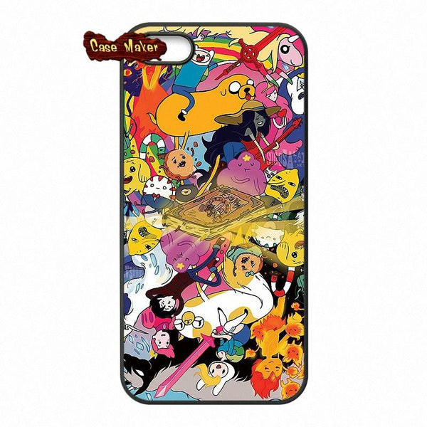 Adventure Time All Characters Phone Case