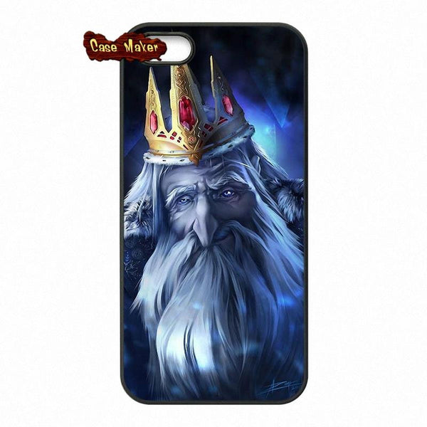 Adventure Time Ice King Phone Case