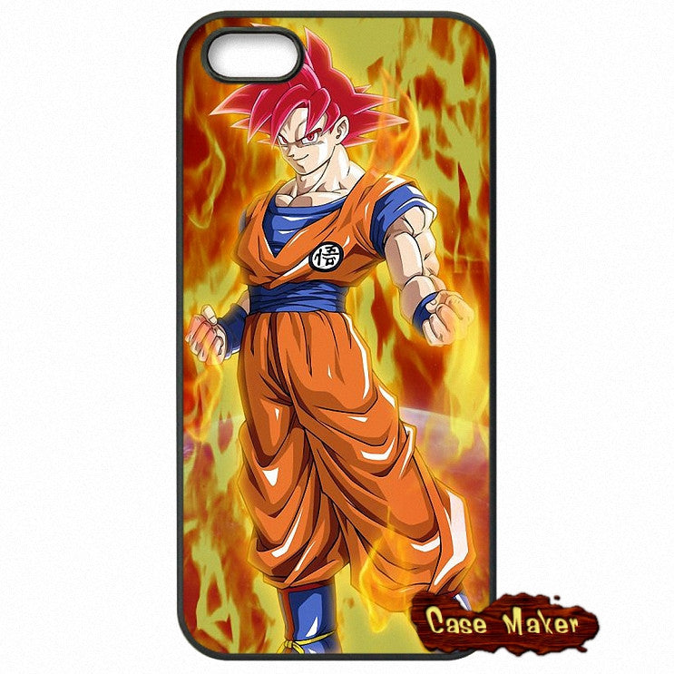 Dragon Ball Z Goku Super Saiyan 3 Phone Case