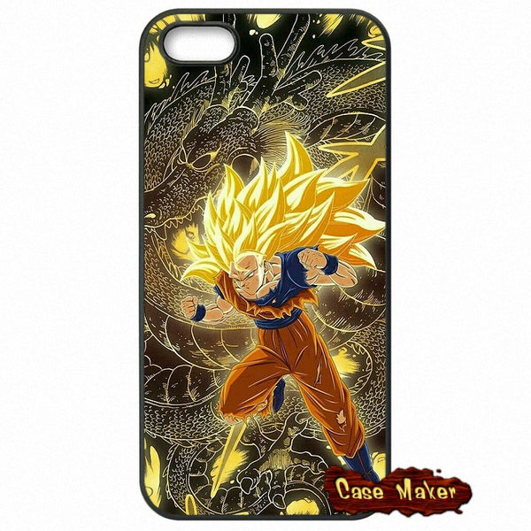 Dragon Ball Z Super Saiyan Goku Phone Case
